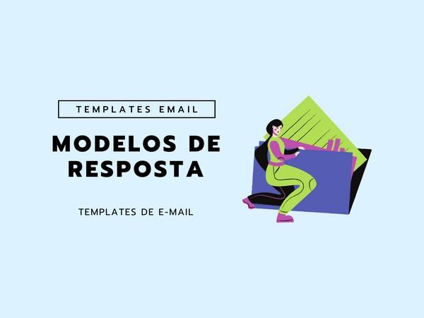 Templates de E-mail