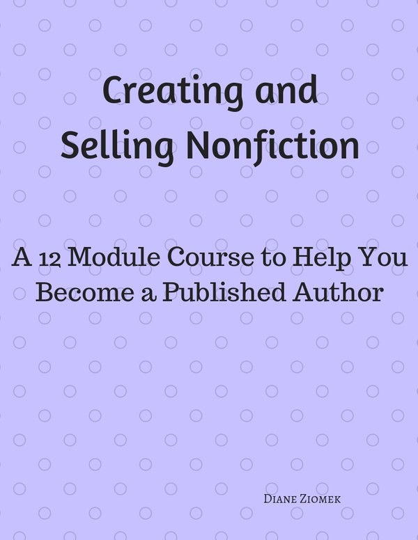 Creating and Selling Nonfiction