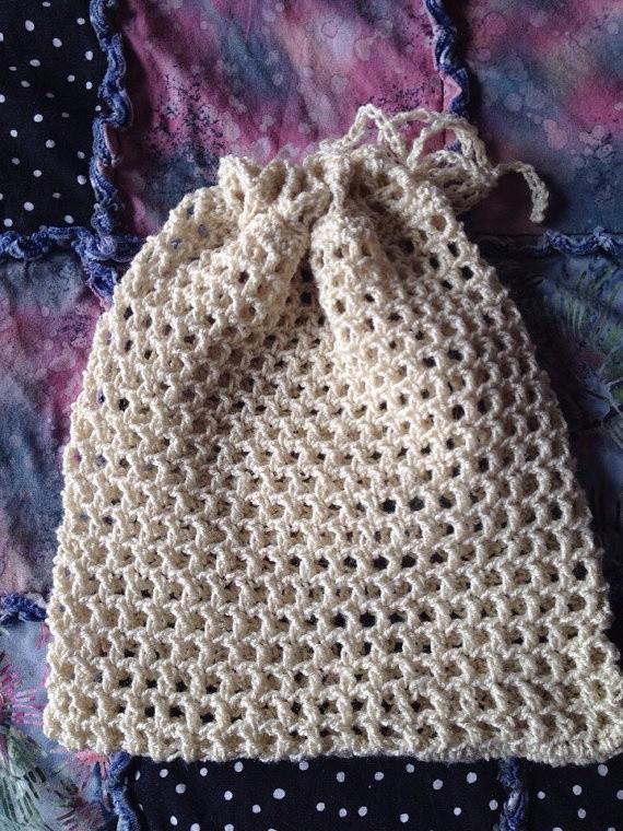 Lingerie Bag Pattern