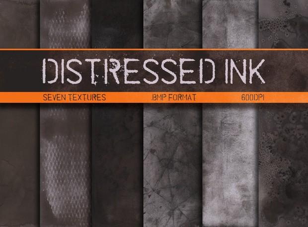 Distressed Ink