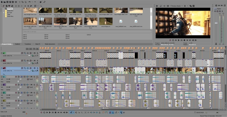 Nadeking Csgo Edit Project File Clips