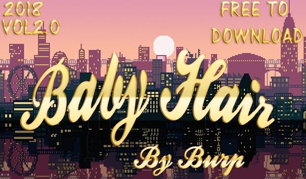 Burp Free Babyhair 2018