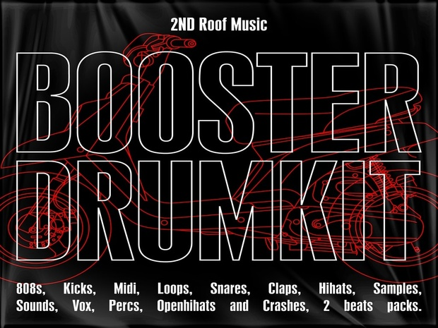 BOOSTER DRUMKIT - 2ND ROOF