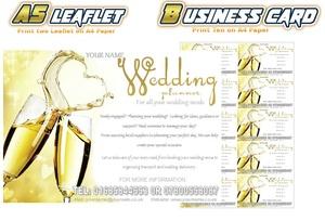 start a Wedding Planner Business