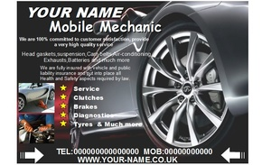 mobile mechanic Business