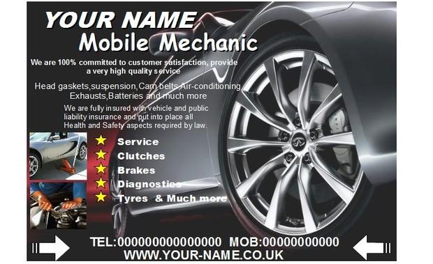 mobile mechanic Business