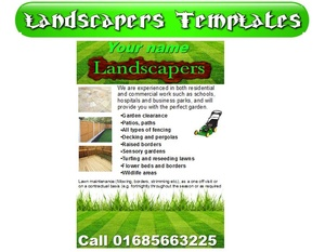 landscapers Business