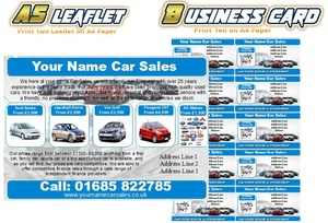 selling cars Business