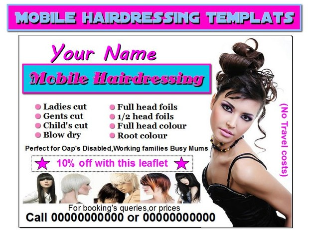 mobile hairdressing Business