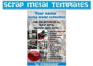 start a scrap metal Business