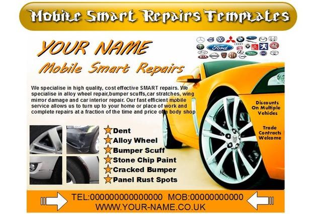 Mobile Smart Repairs Business