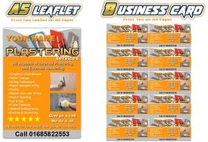 start a plastering Business