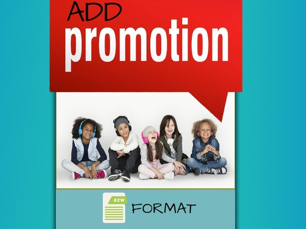 ADD PROMO - KINDLE FORMAT
