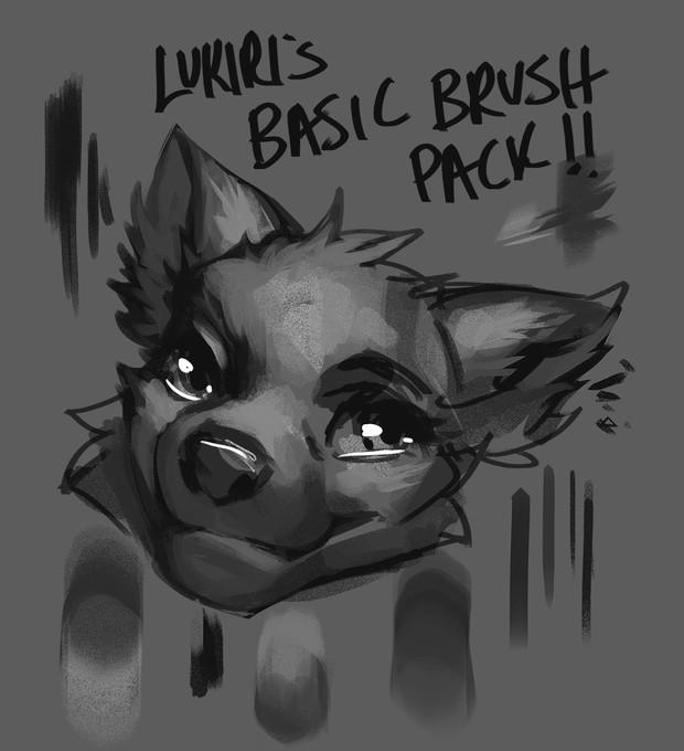 Basic Brush Set 2017