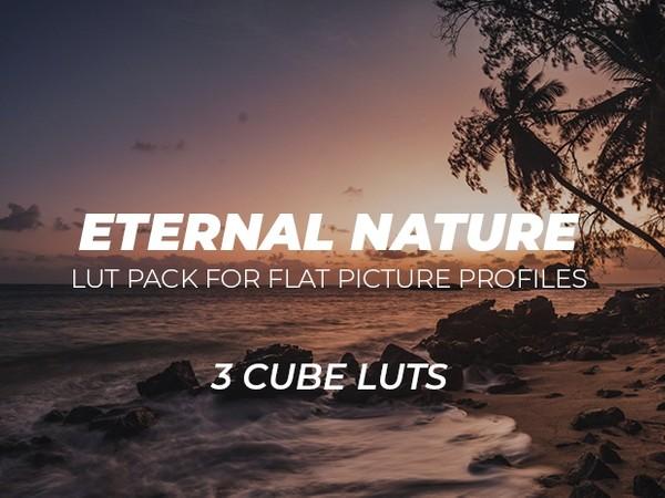 Eternal Nature LUT Pack