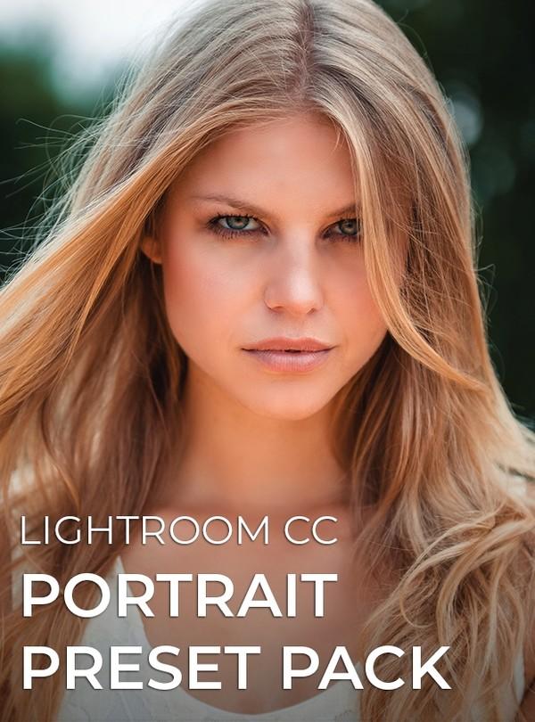 Portrait Lightroom Preset Pack 2018 - Lightroom CC