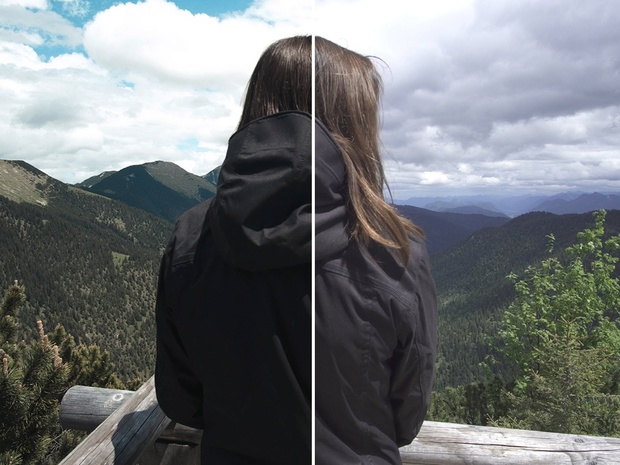 WANDERLUST LUT -  Cube Lut for Flat Picture Profiles