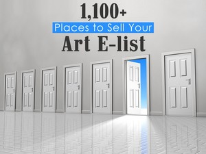 1,100+ Places to Sell Your Art