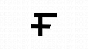 F Logo - By Roiz