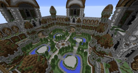 Medieval Prison Spawn/Hub
