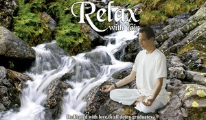 Relax with Yair