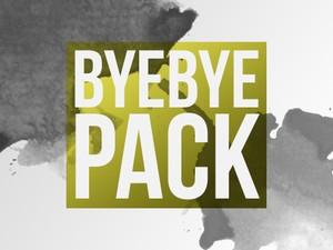 BYE BYE Pack