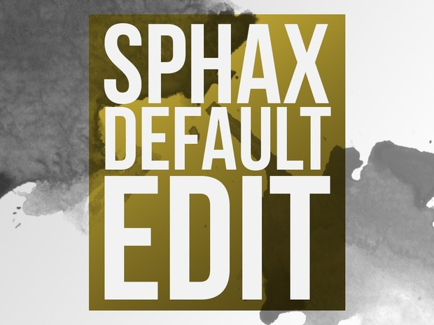 Sphax Default Edit