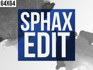 Sphax Edit 64x64