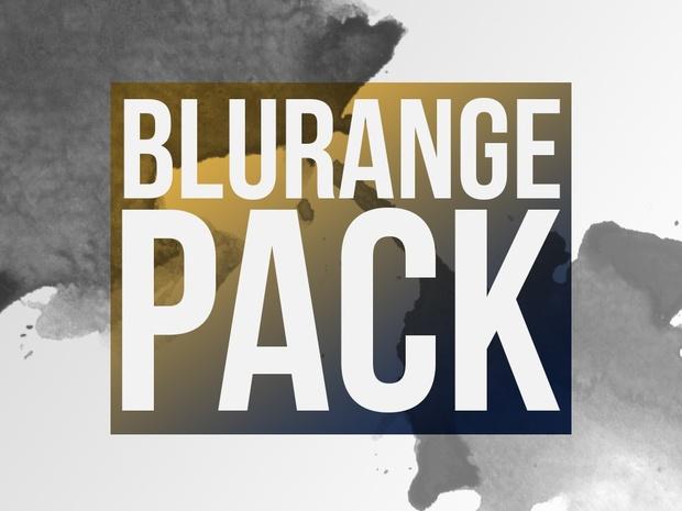 blurange pack