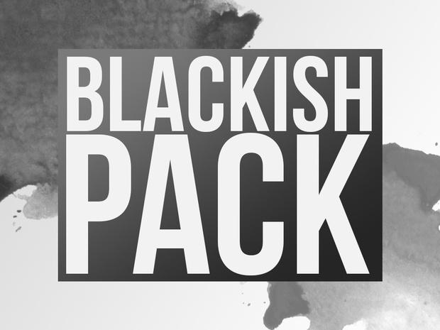 blackish pack