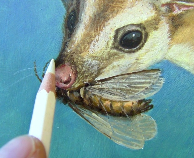 The Mammal that Ate Dinosaurs: Behind the Art