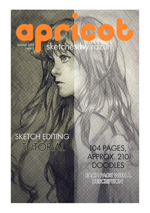 APRICOT Sketchbook Issue 2 2013-2014