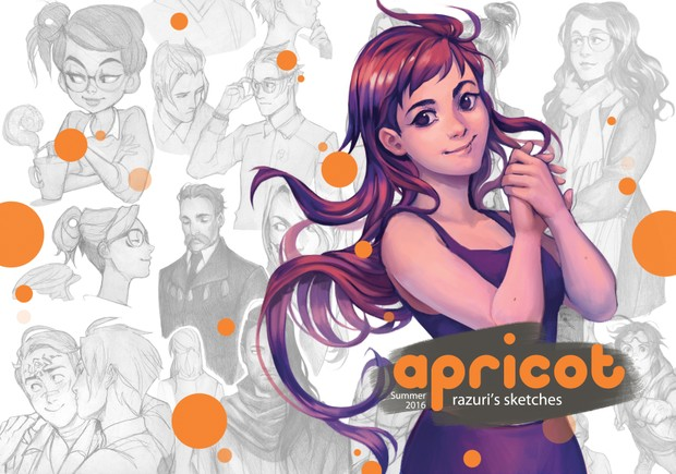 APRICOT Sketchbook Issue 3 Summer 2016
