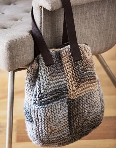 Inca Mitered Bag