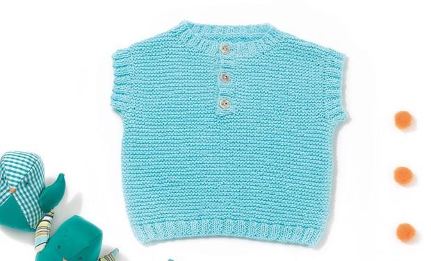 Sleevelss Sweater
