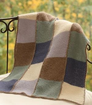 Monet Baby Blanket