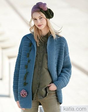 Merino Jacket & Headscarf