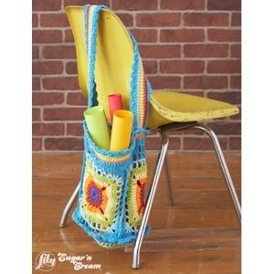 Bright Market Bag
