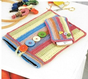 Boho Tablet Cover