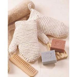 Gift Bath Mitts