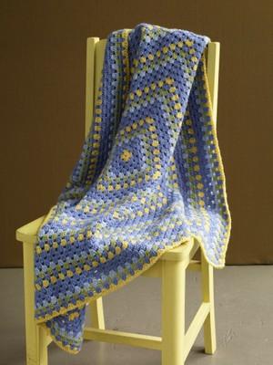 Crochet Baby Soft Throw