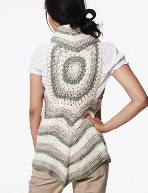 Silk Bamboo Vest