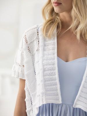 Cropped Kimono Cardi