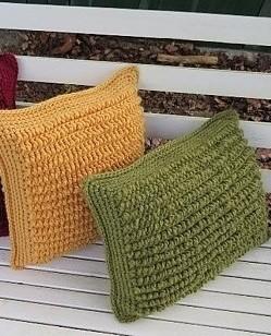 Loop Texture Pillows