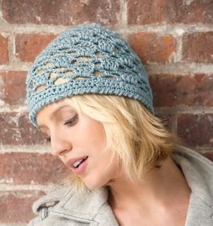 Mod Lace Hat