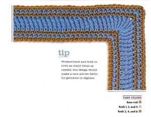 Crochet Edging#321