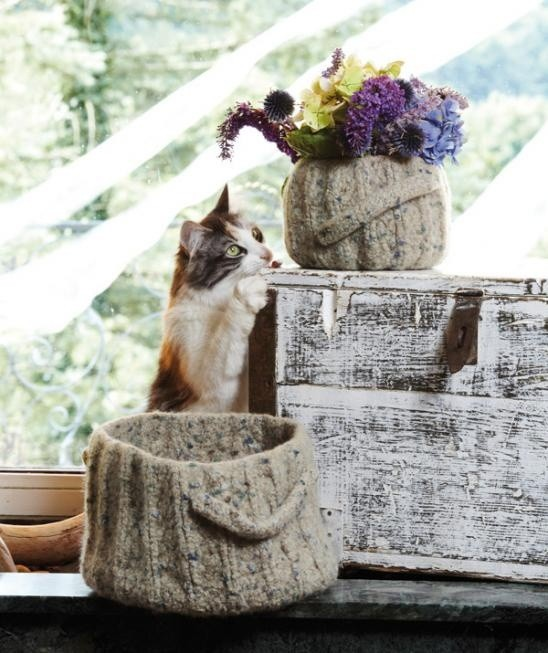 Small & Large Country Baskets