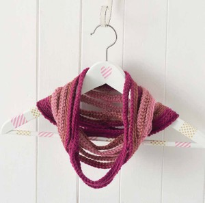 Ombre String Cowl