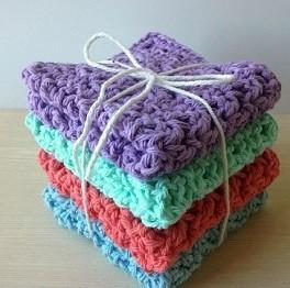 Make a Dischcloth pattern