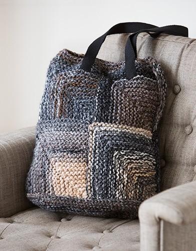 Azteca Patches Bag